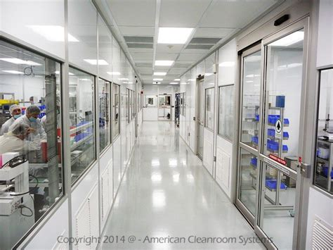 clean room environment american cleanroom systems modular cleanrooms standard and softwall design manufacturing