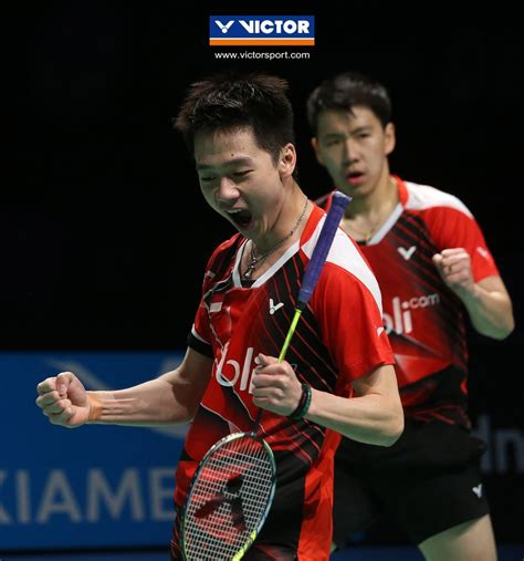 Raket Victor Kevin Sanjaya future no 1 kevin race to 2nd superseries title of