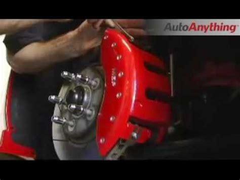 caliper covers: wheel bling that won't brake the bank