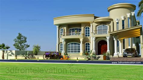 3d front elevation com modern house plans house designs 3d front elevation com beautiful modern villa design 2015