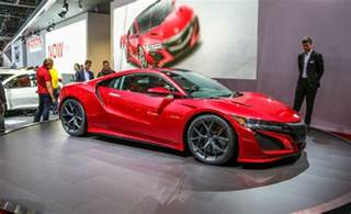 Acura Nsx 2015 For Sale 2016 Acura Nsx For Sale