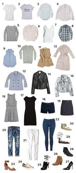 30 Item Wardrobe by 1000 Images About Wardrobe On Wardrobes
