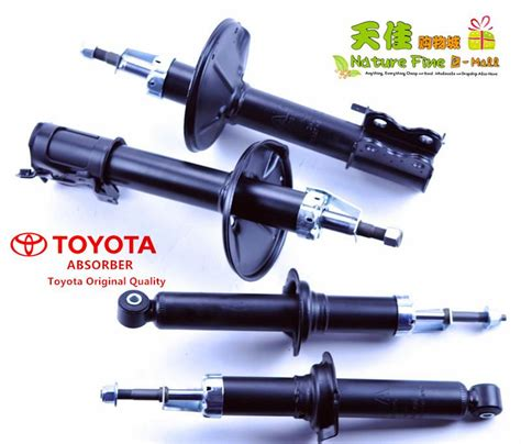 Shock Absorber Vios Toyota Vios 2002 2007 Xp40 Absorbe End 8 12 2017 2 15 Pm