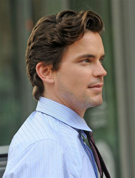 Matt Bomer Hairstyle by S Styles An Ode To Matt Bomer Modern Salon