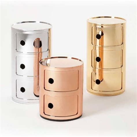 Kartell Design by Componibili 3 Container Kartell Ambientedirect