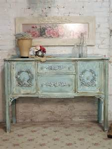 painted cottage furniture painted cottage chic shabby aqua by paintedcottages