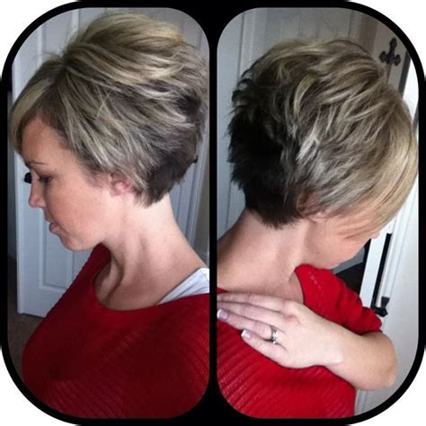 how to change my bob haircut 10 best short hair back view images on pinterest