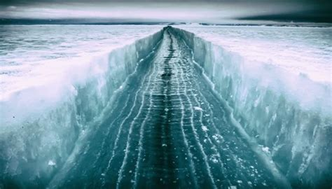 What Is The Largest Shelf In Antarctica by Scientists Discovered A In Antarctica