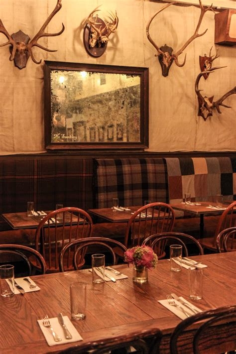 Freemans Dining Room by Nyc Guide Freemans York Avenue