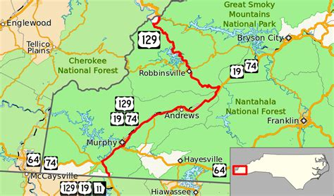 carolina on us map file us 129 in carolina map svg