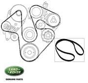 2006 land rover discovery fan belt repair discovery ii cooling heating rovers north classic land rover parts
