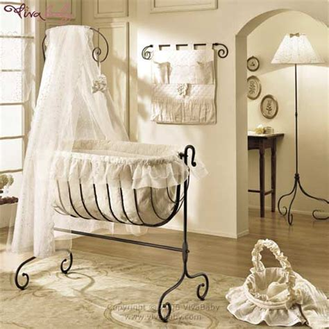 Wrought Iron Baby Crib Tesoro Wrought Iron Crib