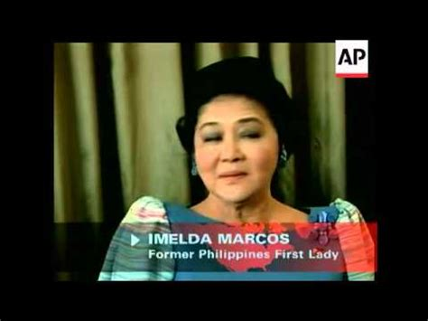 Imelda Marcos To Launch Fashion Line But No Shoes by Former Philippines To Start Fashion Line