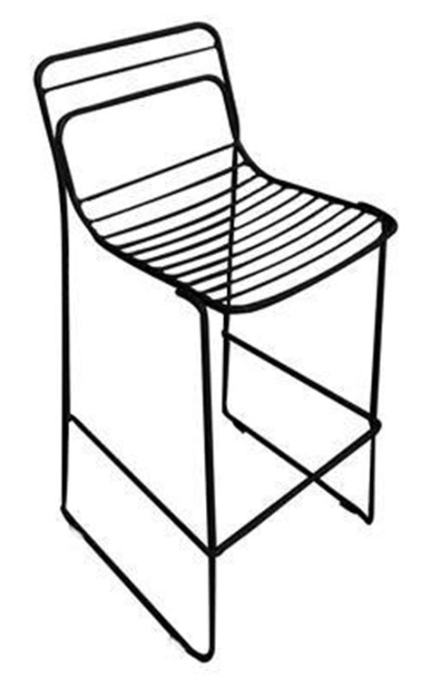 commercial cafe chair metal out029 creative furniture