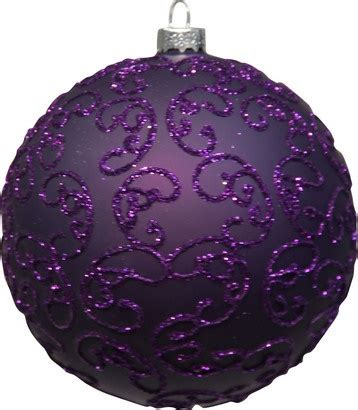234 best purple christmas images on pinterest