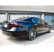 Lexus LS 460 Technical Details History Photos On Better