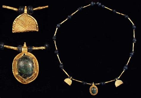 how to make ancient jewelry ancient gold necklace