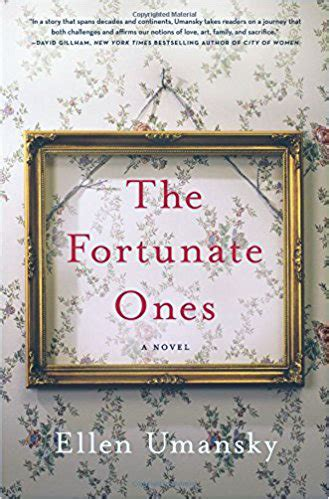 the fortunate ones a novel books summer reading ledger