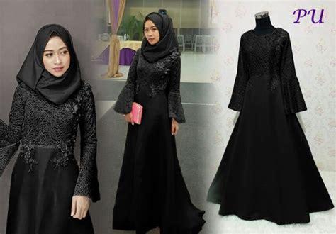 Gamis Anak Rasya model baju gamis cur brokat nemo
