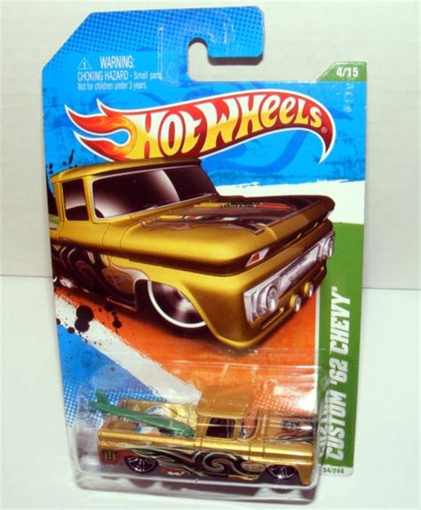 Hotwheels Wheels 65 Chevy Malibu Th Reguler 12 wheels treasure hunts doorwarmers