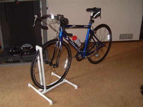 Pvc Bike Rack For by Pvc Bike Rack Project Simplified Building