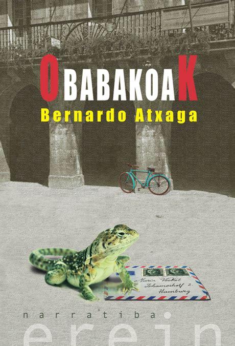 libro obabakoak obabakoak erein
