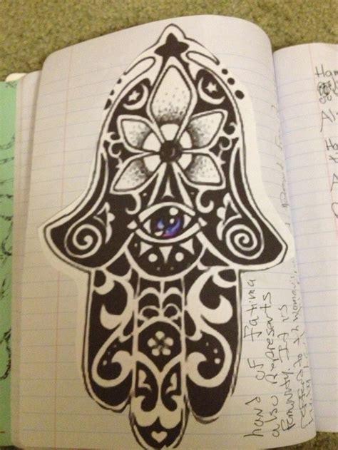 hand of hamsa henna tattoo hamsa of fatima of