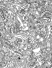 trippy coloring pages adults hz76o