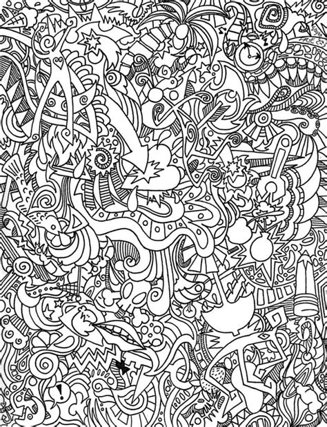 Get This Trippy Coloring Pages For Adults Hz76o Trippy Coloring Book Pages