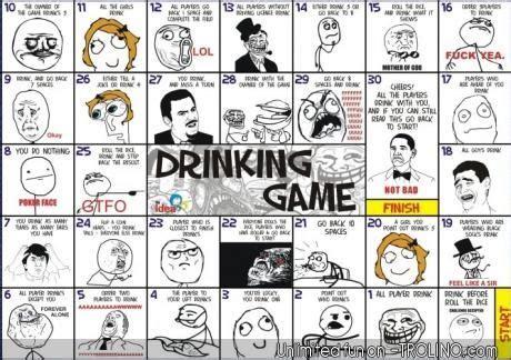 meme faces drinking game drinking games pokemon