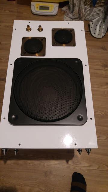 Lackieren Lautsprecher by Spanplatten Lautsprecher Lackieren Lautsprecher Hifi