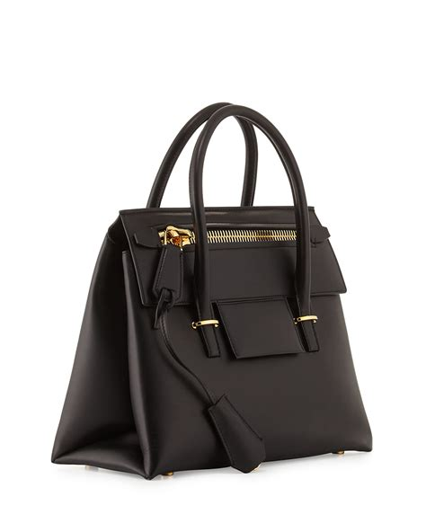 Tom Ford Bag by Tom Ford Icon Mini Tote Bag In Black Lyst