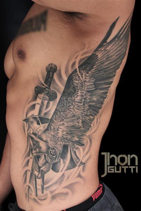 gladiator stuff by jhon gutti tattoos