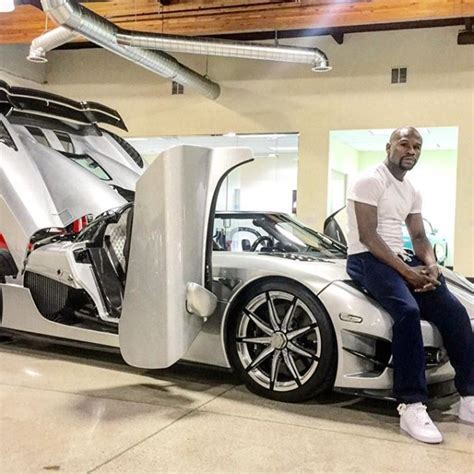 koenigsegg ccxr trevita owners floyd mayweather adds the koenigsegg ccxr trevita to his