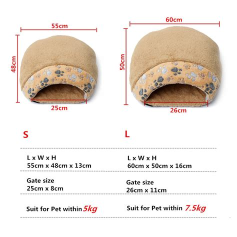 Pet House S Intl cat sleeping bag warm snuggle sack pet bed house cave