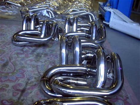 wrc subaru engine impreza wrc exhaust manifolds
