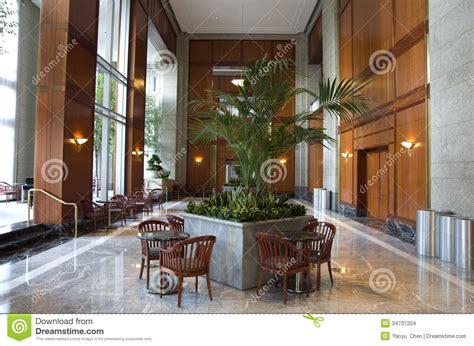Stock Interiors by Business Building Lobby Interior Interiors Design Designs