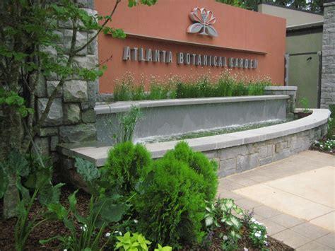 Mercer University Roman Fountains Atlanta Botanical Garden Parking