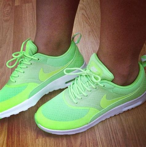 bright colored nike shoes pin by corinne andersson on shopping shoes nike