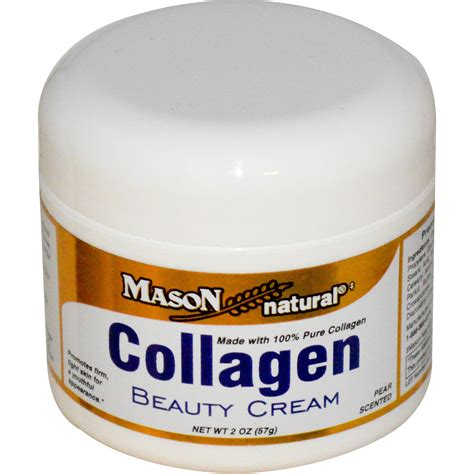 Collagen Lotion vitamins collagen pear scented 2 oz 57 g iherb