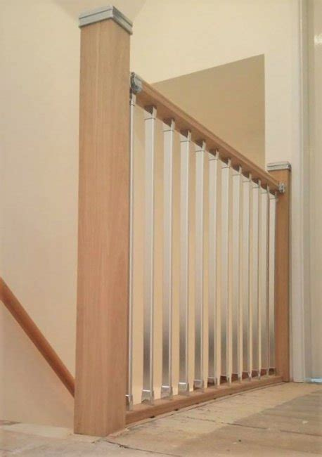 landing banister solution stair parts bundle 1800mm landing kit solution