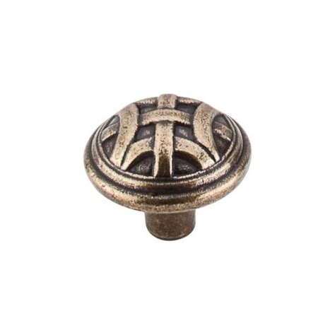 Top Knobs Tuscany by Top Knobs M160 Tuscany Collection Celtic Large Knob 1 1 4 Inch