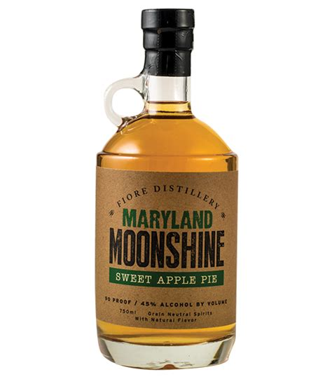 Moon Shine apple pie moonshine fiore winery
