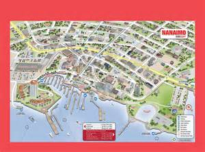 3d mobimaps map guides nanaimo maps