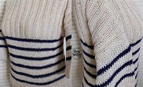 como tejer chompa d verano c 243 mo tejer un jersey su 233 ter b 225 sico de punto con mangas