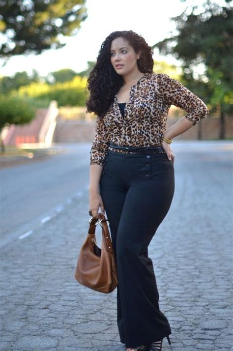 plus size style on pinterest for older women 161 los pantalones de pierna ancha est 225 n de vuelta