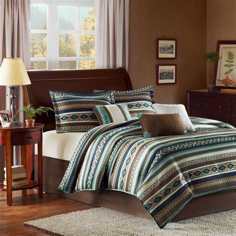 southwestern comforter sets king fall in love with southwestern d 233 cor above beyondabove