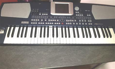 Keyboard Korg Pa500 Bekas korg pa500 image 715203 audiofanzine