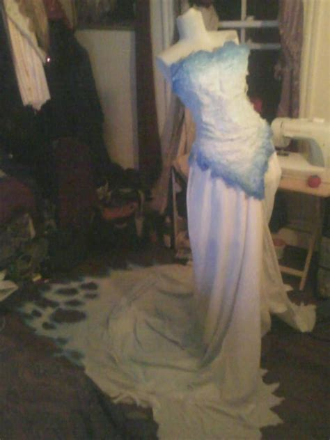 Corpse Bride Wedding Dress