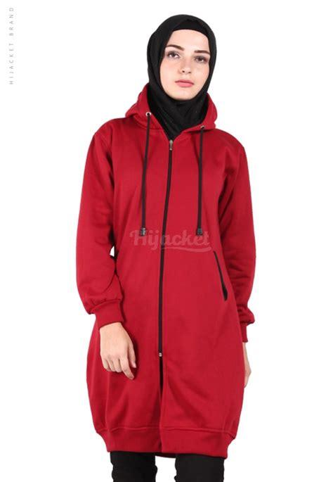 Hijacket Hj 3 Xl hijacket basic maroon black jb id